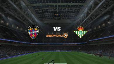 Photo of Live Streaming  Levante vs Real Betis 29 Desember 2020