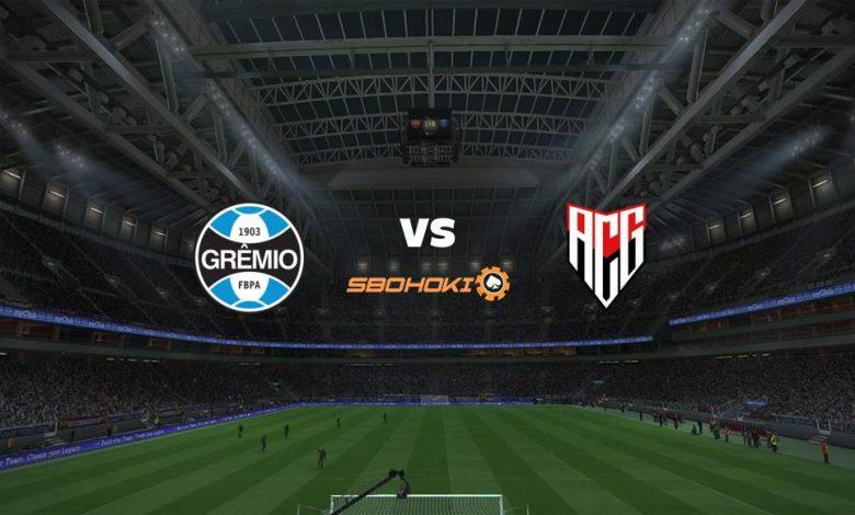 Live Streaming  Grêmio vs Atlético-GO 27 Desember 2020 1