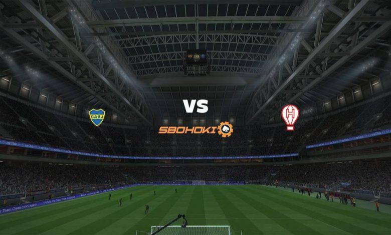 Live Streaming  Boca Juniors vs Huracán 27 Desember 2020 1