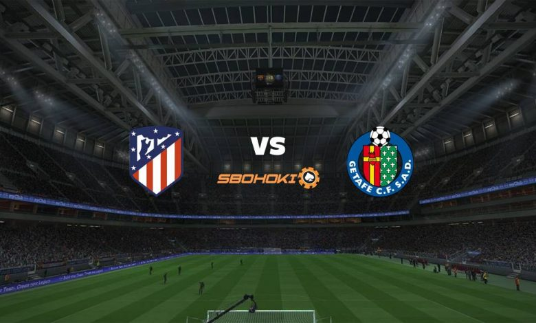 Live Streaming  Atletico Madrid vs Getafe 30 Desember 2020 1