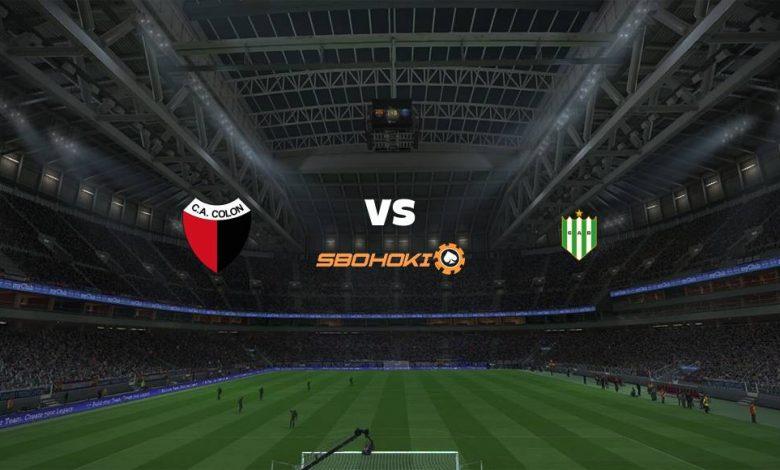 Live Streaming  Colón (Santa Fe) vs Banfield 29 Desember 2020 1
