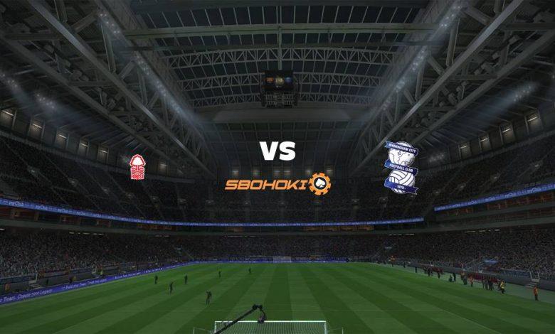 Live Streaming  Nottingham Forest vs Birmingham City 26 Desember 2020 1
