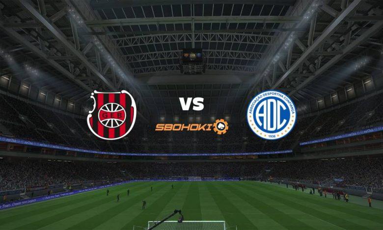 Live Streaming  Brasil de Pelotas vs Confiança 28 Desember 2020 1