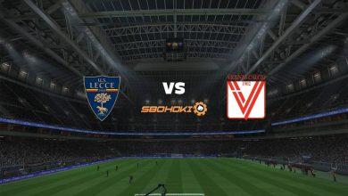 Photo of Live Streaming  Lecce vs Vicenza 27 Desember 2020