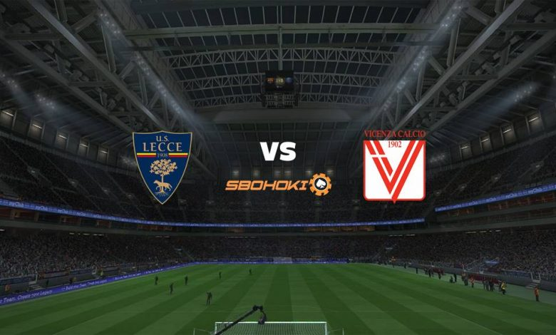 Live Streaming  Lecce vs Vicenza 27 Desember 2020 1