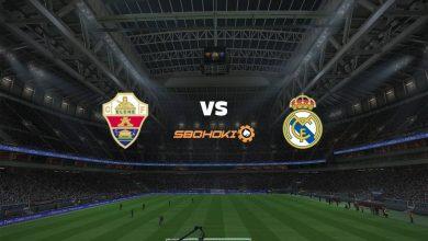 Photo of Live Streaming  Elche vs Real Madrid 30 Desember 2020