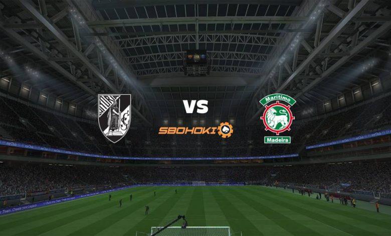 Live Streaming  Guimaraes vs Maritimo 31 Januari 2021 1