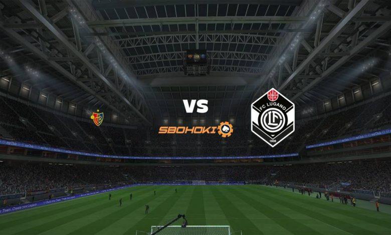 Live Streaming  FC Basel vs FC Lugano 31 Januari 2021 1