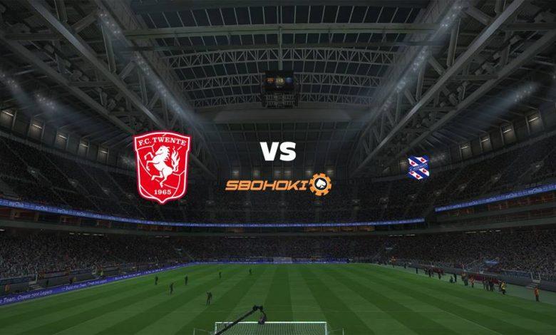 Live Streaming  FC Twente vs Heerenveen 31 Januari 2021 1