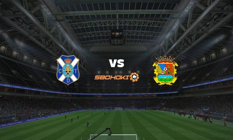 Live Streaming  Tenerife vs Fuenlabrada 31 Januari 2021 1