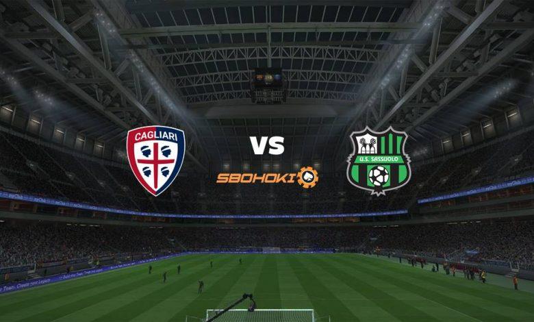 Live Streaming  Cagliari vs Sassuolo 31 Januari 2021 1