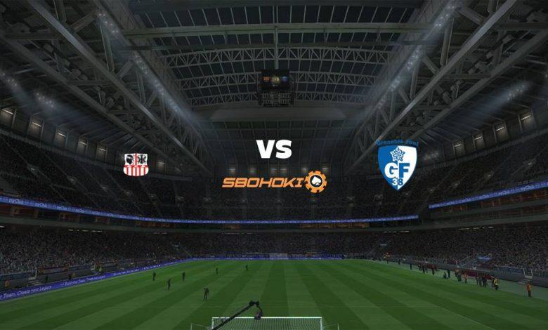 Live Streaming  AC Ajaccio vs Grenoble 30 Januari 2021 1