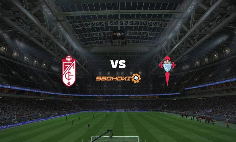 Live Streaming  Granada vs Celta Vigo 31 Januari 2021 1