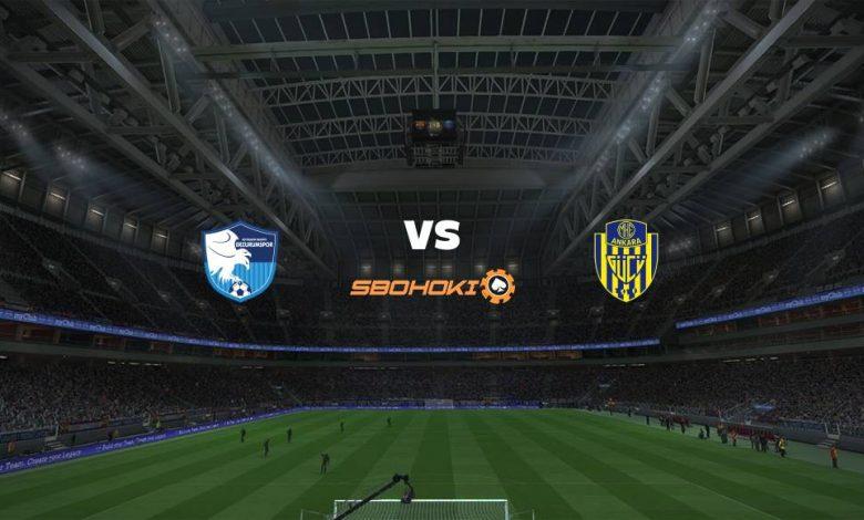 Live Streaming  Erzurum BB vs Ankaragucu 31 Januari 2021 1