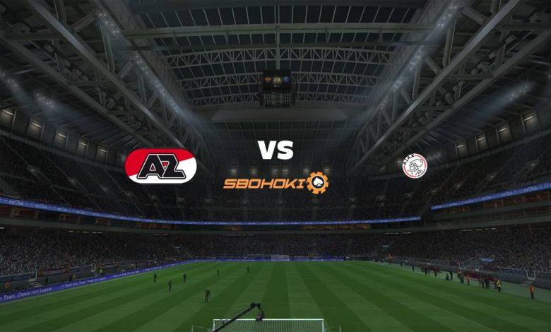 Live Streaming  AZ Alkmaar vs Ajax Amsterdam 31 Januari 2021 1