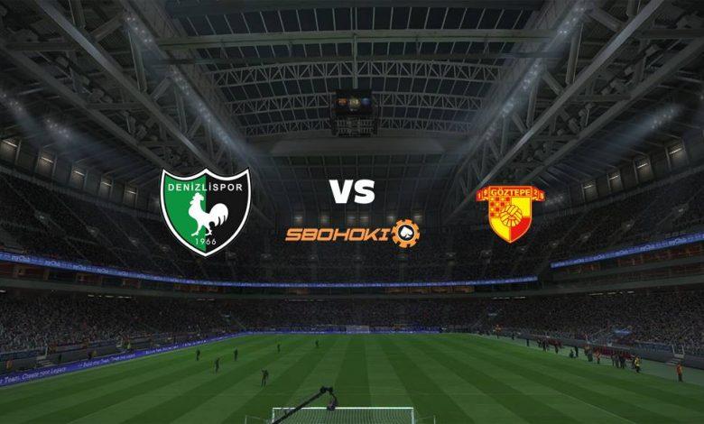 Live Streaming  Denizlispor vs Goztepe 31 Januari 2021 1