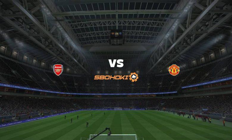 Live Streaming  Arsenal vs Manchester United 30 Januari 2021 1
