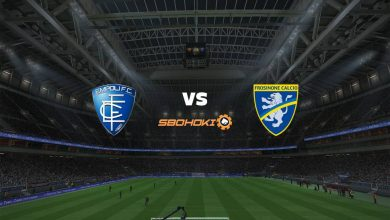 Photo of Live Streaming  Empoli vs Frosinone 30 Januari 2021