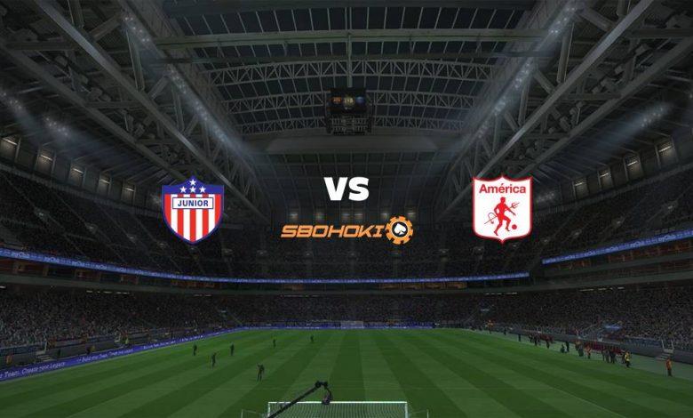 Live Streaming  Atlético Junior vs América de Cali 31 Januari 2021 1