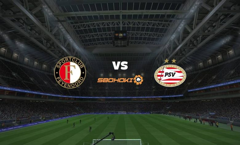 Live Streaming  Feyenoord vs PSV Eindhoven 31 Januari 2021 1