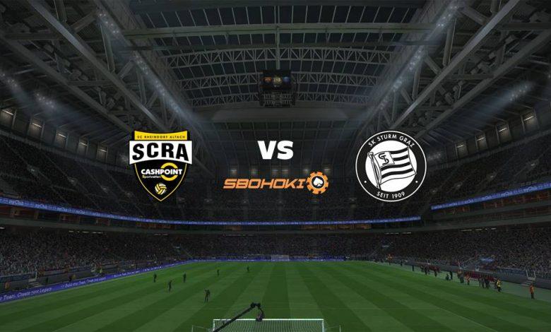 Live Streaming  SC Rheindorf Altach vs SK Sturm Graz 30 Januari 2021 1