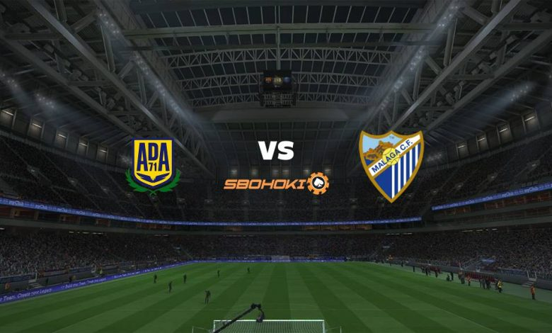 Live Streaming  AD Alcorcón vs Málaga 30 Januari 2021 1