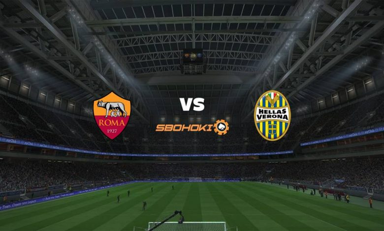 Live Streaming  Roma vs Hellas Verona 31 Januari 2021 1
