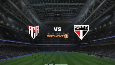 Photo of Live Streaming  Atlético-GO vs São Paulo 31 Januari 2021