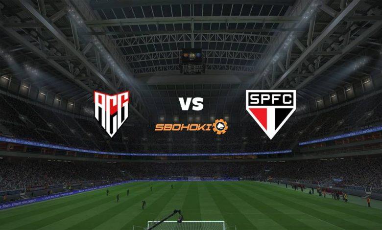 Live Streaming  Atlético-GO vs São Paulo 31 Januari 2021 1