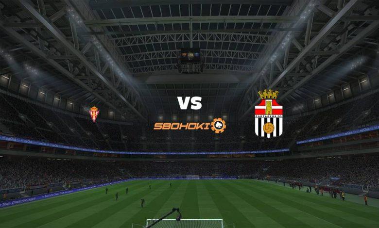 Live Streaming  Sporting Gijón vs FC Cartagena 31 Januari 2021 1