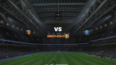 Photo of Live Streaming  Lorient vs Paris Saint-Germain 31 Januari 2021