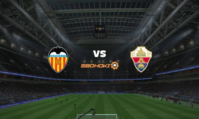 Live Streaming  Valencia vs Elche 30 Januari 2021 1