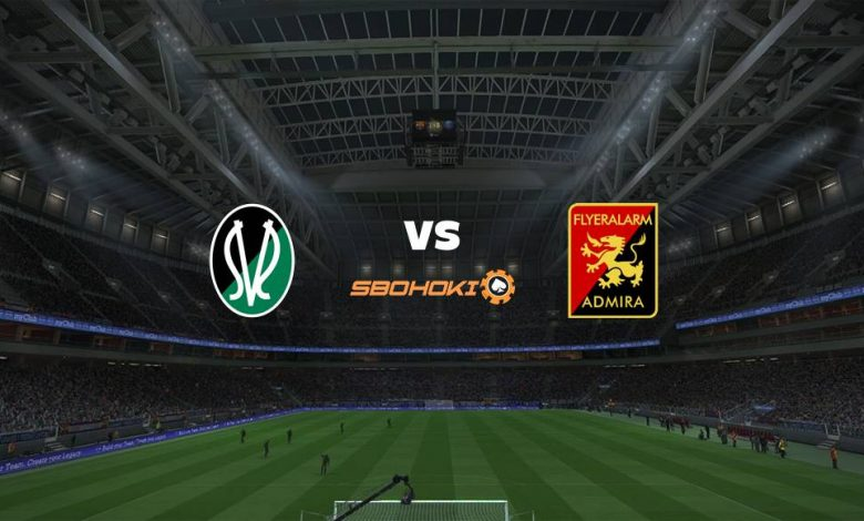 Live Streaming  SV Josko Ried vs FC Admira Wacker Modling 30 Januari 2021 1