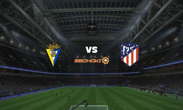 Live Streaming  Cádiz vs Atletico Madrid 31 Januari 2021 1