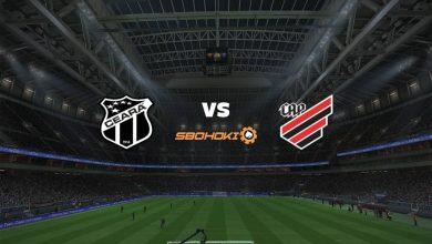 Photo of Live Streaming  Ceará vs Athletico-PR 31 Januari 2021
