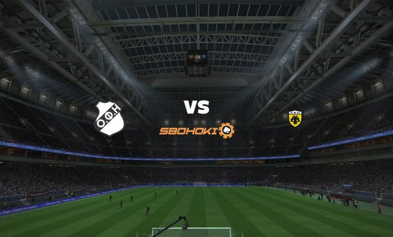 Live Streaming  OFI Crete vs AEK Athens 31 Januari 2021 1
