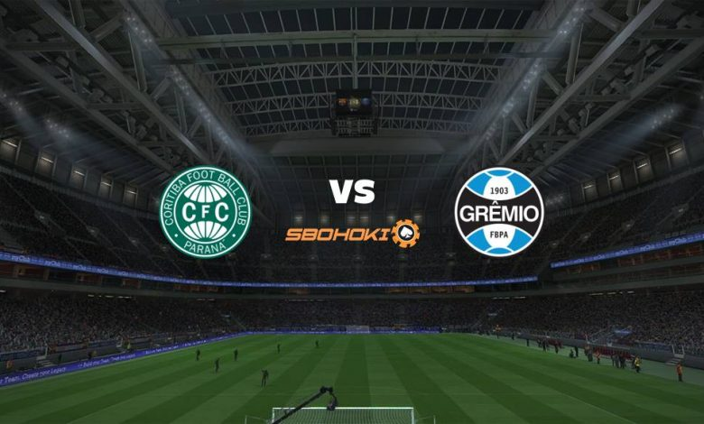 Live Streaming  Coritiba vs Grêmio 31 Januari 2021 1