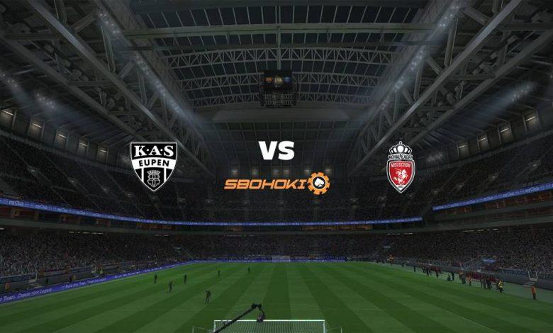 Live Streaming  Eupen vs Mouscron 30 Januari 2021 1
