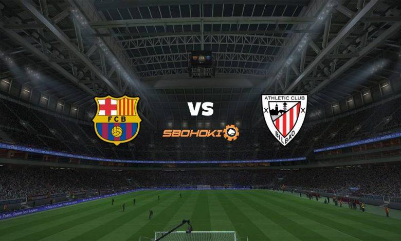 Live Streaming  Barcelona vs Athletic Bilbao 31 Januari 2021 1