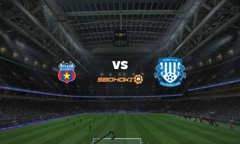 Live Streaming  FCSB vs CSMS Iasi 30 Januari 2021 1