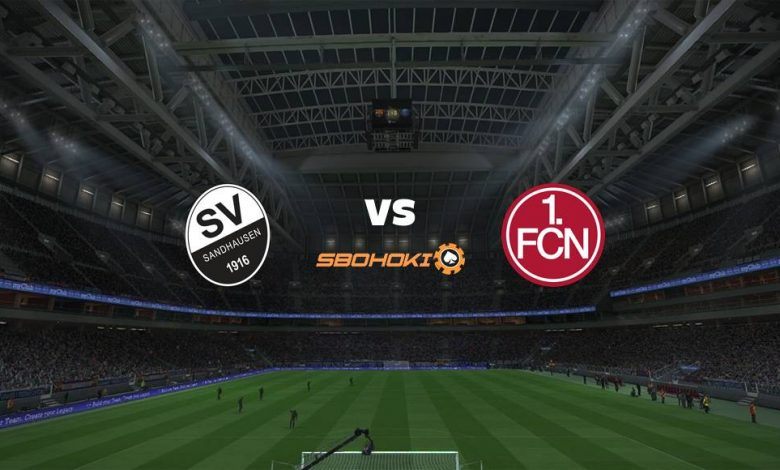 Live Streaming  SV Sandhausen vs FC Nurnberg 31 Januari 2021 1