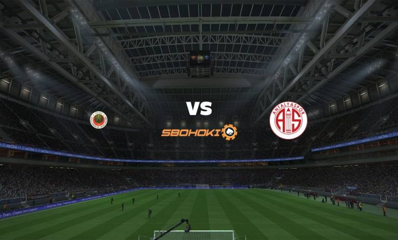 Live Streaming  Genclerbirligi vs Antalyaspor 31 Januari 2021 1