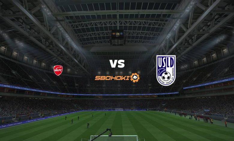 Live Streaming  Valenciennes vs Dunkerque 30 Januari 2021 1