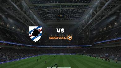 Photo of Live Streaming  Sampdoria vs Juventus 30 Januari 2021