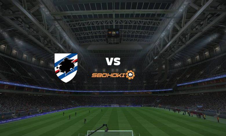 Live Streaming  Sampdoria vs Juventus 30 Januari 2021 1