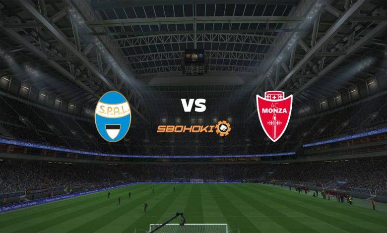 Live Streaming  Spal vs Monza 31 Januari 2021 1