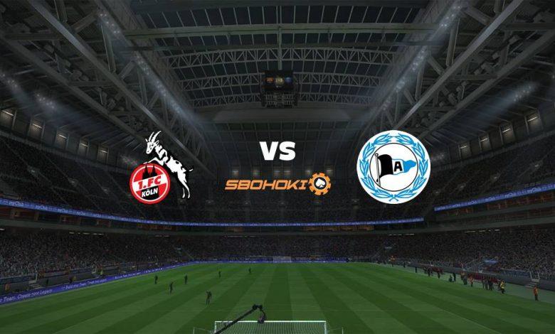 Live Streaming  FC Cologne vs Arminia Bielefeld 31 Januari 2021 1