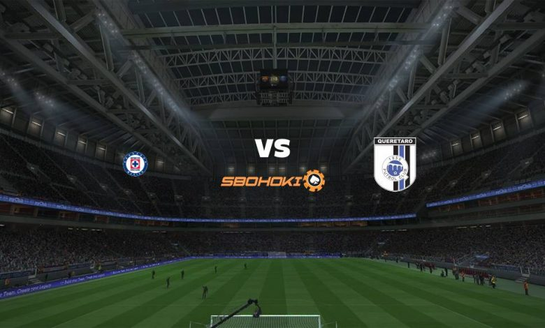 Live Streaming  Cruz Azul vs Querétaro 31 Januari 2021 1
