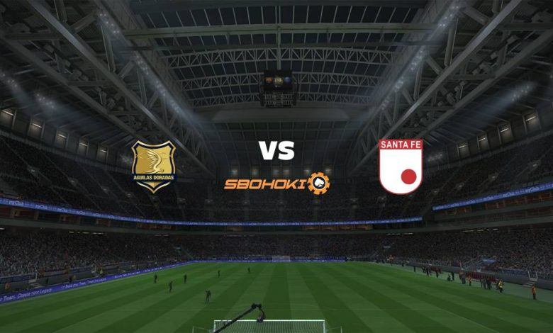 Live Streaming  Rionegro Águilas vs Independiente Santa Fe 30 Januari 2021 1