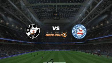 Photo of Live Streaming  Vasco da Gama vs Bahia 31 Januari 2021